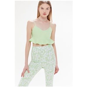 UO Ingrid High-Waisted Stretch Pinup Pant